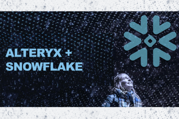 snowflake alteryx better together alessa oy